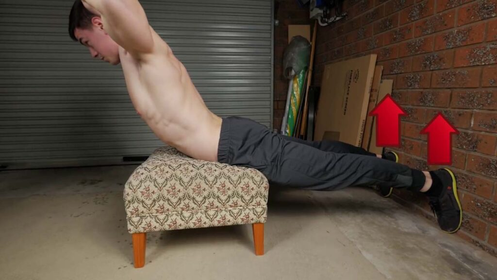 lower back workout at home